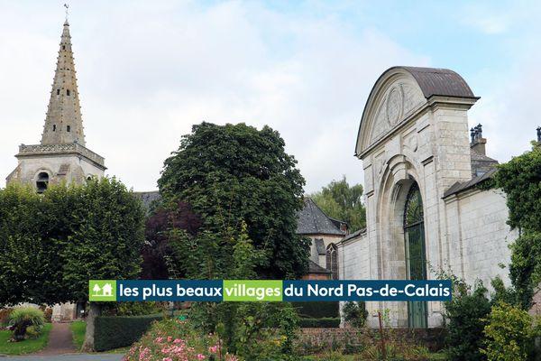 Pourquoi Boubers-sur-Canche est-il l'un des plus beaux villages du Nord Pas-de-Calais ?