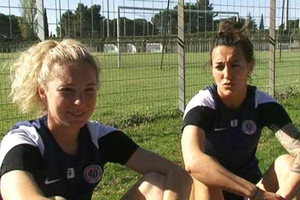 Les Montpelliéraines sont décidées à sortir le grand jeu pour s'imposer face à Lyon en finale de la coupe de France