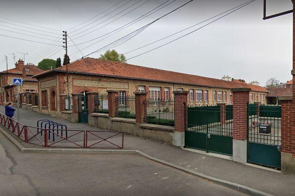L'école maternelle des sapins à Rouen