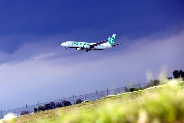 Au départ d'Orly, seulement deux vols de Transavia sont annulés sur 66 vols prévus ce vendredi (illustration).
