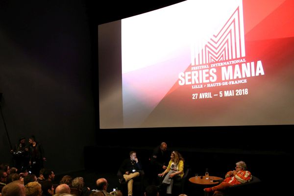 De nombreuses séances d'avant-premières sont prévues dans le cadre de Séries Mania