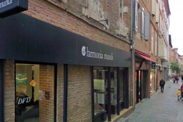 La boutique Harmonia Mundi d'Albi sera fermée