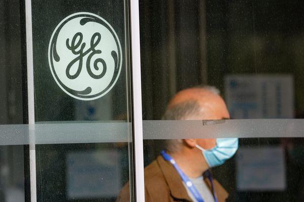 General Electric à Belfort.