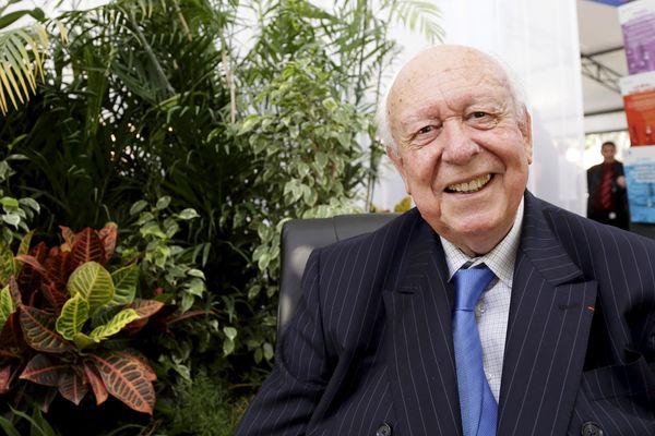 Jean-Claude Gaudin, maire Les Républicains de Marseille
