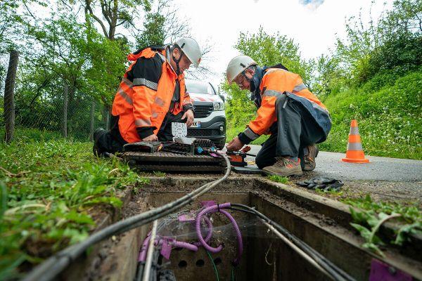 La panne de réseau, accidentelle, est situé à 23km au nord de Reims, dans le sud des Ardennes.