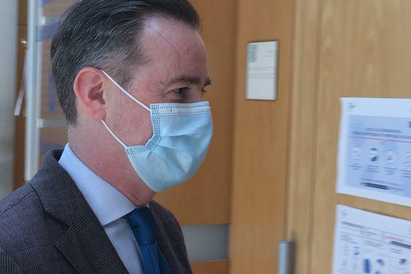 Jean-Luc Coronel est accusé de « violences volontaires en réunion et en récidive. »