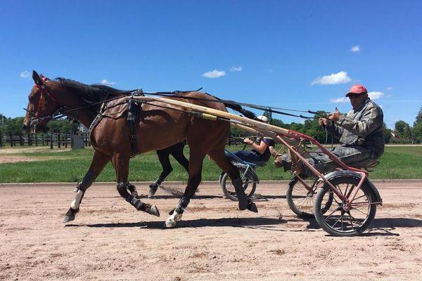 La saison des courses redémarre ce lundi 11 mai sur l'hippodrome de Vichy-Bellerive