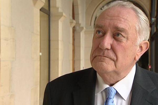 Jean-Paul Bachy (Président de la Région Champagne-Ardenne)