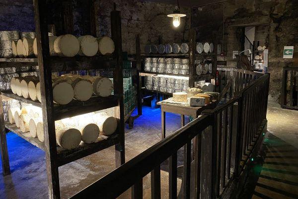 Les caves familiales de la maison Gabriel Coulet