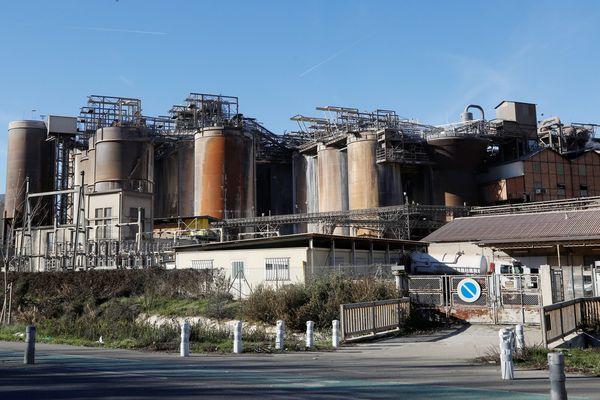"""Un incident """"sans gravité"""" est intervenu à l'intérieur de l'usine d'alumine Altéo de Gardanne."""