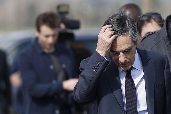 François Fillon à Nîmes, le 2 mars 2017