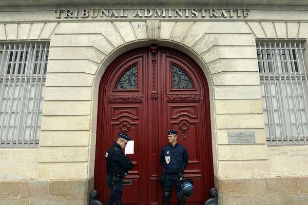 Le tribunal administratif de Nantes.