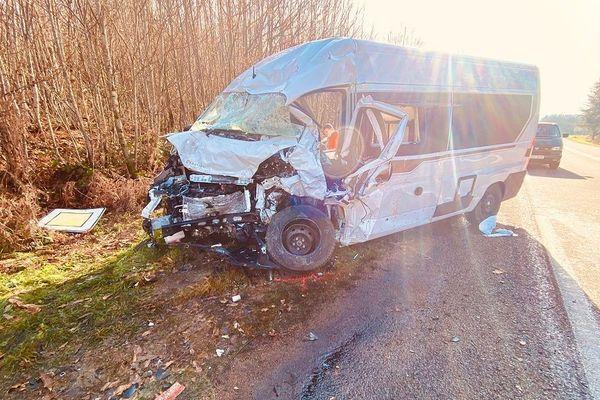 Collision mortelle à la sortie de Châlus en Haute-Vienne