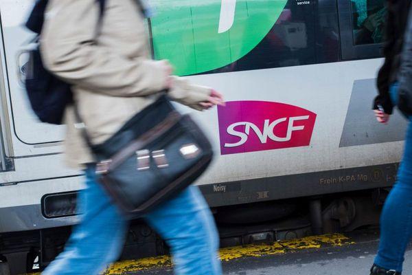 Photo d'illustration. Un train sur deux circule en Auvergne-Rhône-Alpes en dehors des jours de grève.