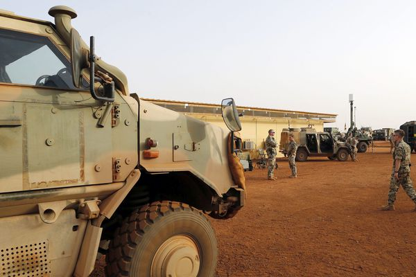 Militaires de la force Barkhane au Mali - archives