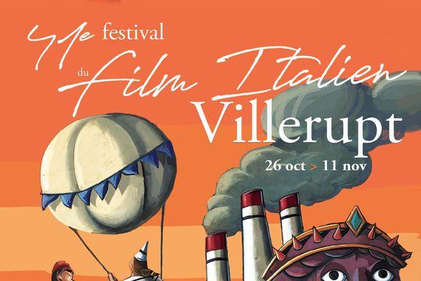 La 41ème édition du festival du film Italien de Villerupt