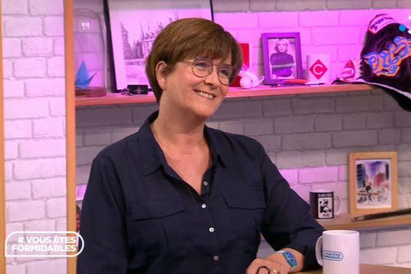 Anne-Sophie Roquette se dévoile dans Vous êtes Formidables