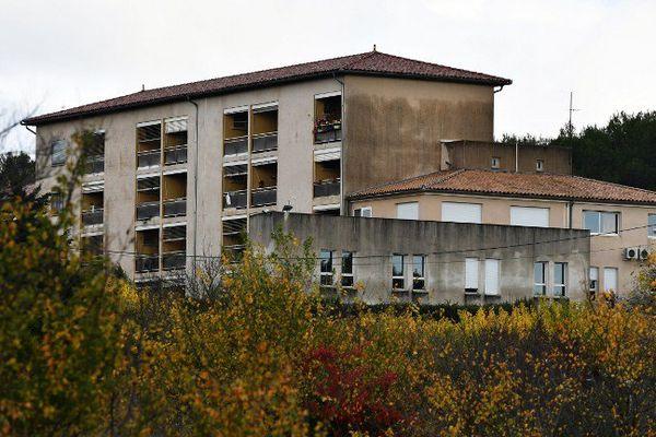 La maison de retraite des missions africaines à Montferrier-sur-Lez