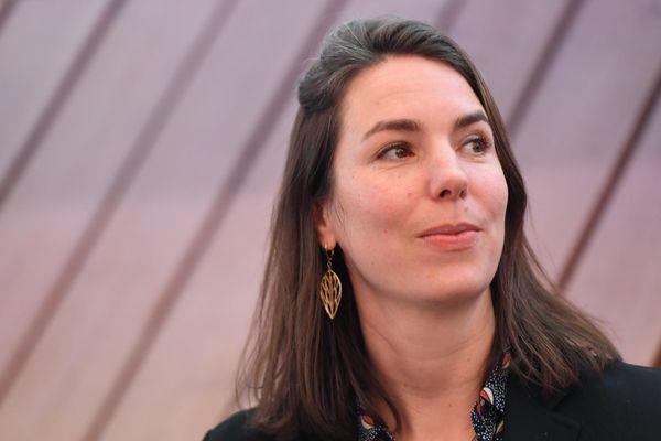 L'écologiste Julie Laernoes et la maire de Nantes Johanna Rolland ont trouvé un terrain d'entente.