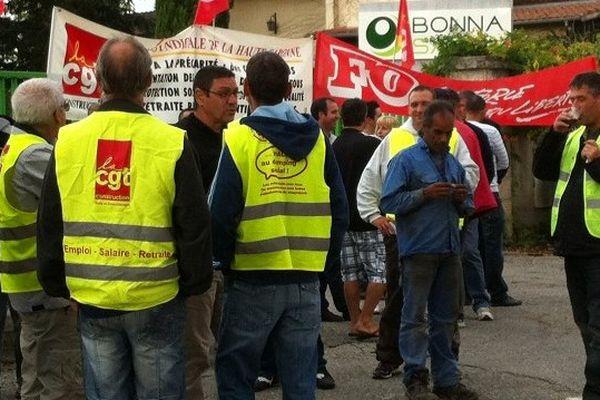 Un mot d'ordre de grève a été lancé mercredi matin