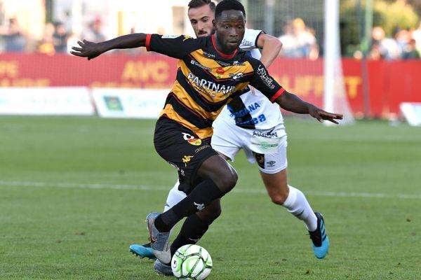 Face à Chambly, pour leur premier match à domicile de la saison, Joseph Lopy et les Orléanais s'étaient inclinés 1-0.