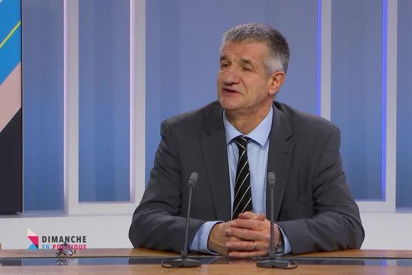 Jean Lassalle est l'invité de Dimanche en politique du 17 janvier.