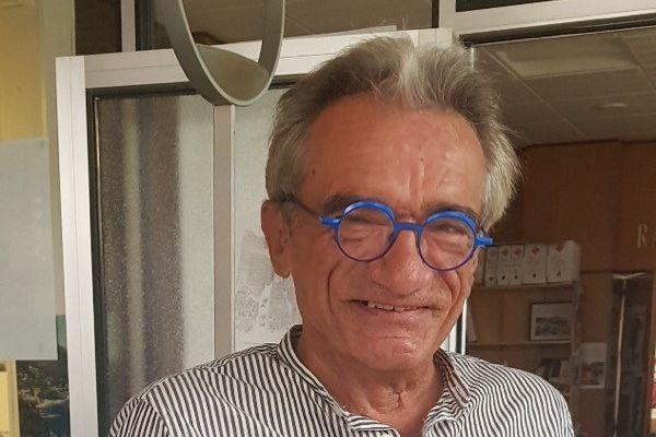 Rémy Molinari, caricaturiste.