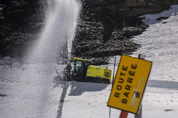 Le col du Galibier, en Savoie, le 20 mai 2020.