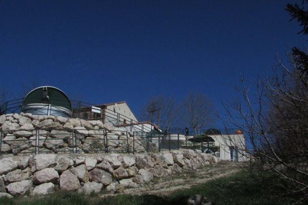 """L'observatoire du """"Balcon des étoiles"""" à Latrape (Haute-Garonne)"""