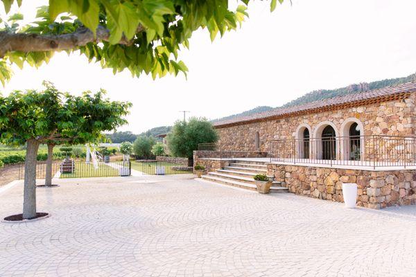 Au Domaine de la Bouverie, à Roquebrune-sur-Argens (Var) aucun mariage n'a pu être célébré depuis septembre 2020.