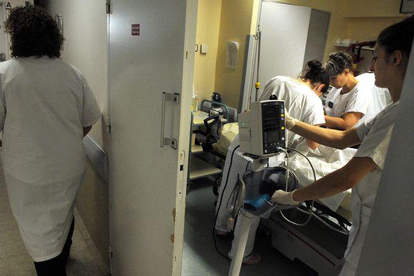 Le personnel soignant du CHU de Purpan à Toulouse est caricaturé dans un document interne d'une médecin.