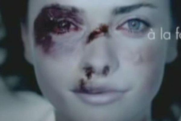 Capture d'écran du clip réalisé par Amnesty International