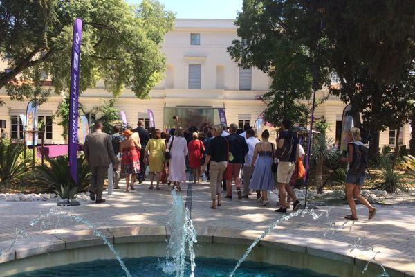 Le MOCO a ouvert ses portes ce samedi à Montpellier. 15 000 personnes sont attendues