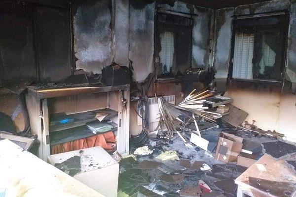Le local des chauffeurs de bus de TBM incendié au terminus du quartier des Aubiers