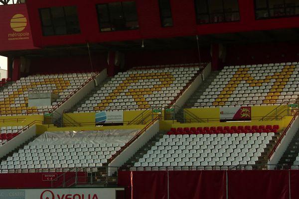 Le stade Robert-Diochon accueillera la saison prochaine les matchs de Ligue 2 de Quevilly-Rouen Métropole.