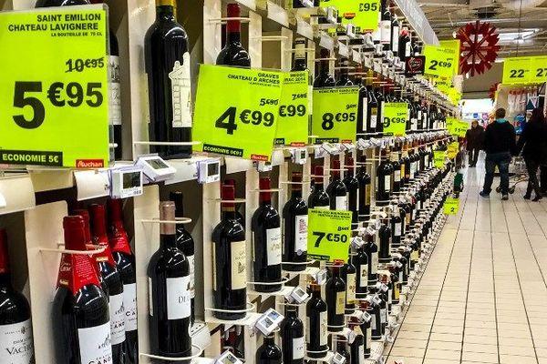 Les boissons alcoolisées font partie des principaux achats des Belges dans les pays frontaliers.