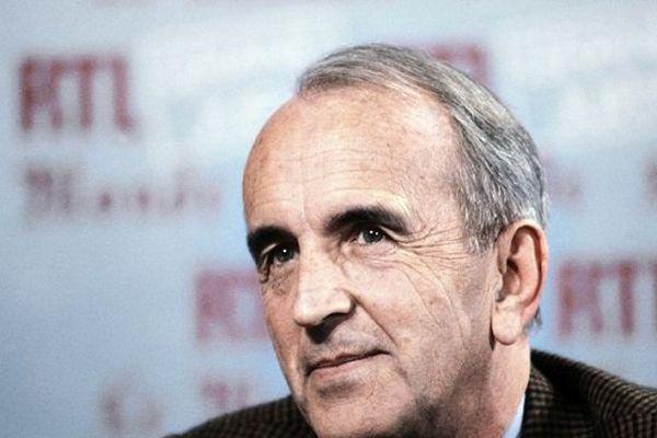 André Rousselet en 1983.