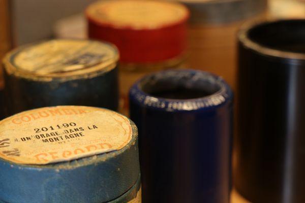 Les cylindres sont d'abord nés outre-Atlantique avant d'être fabriqués en France.