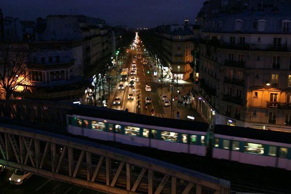 Le métro sera bientôt ouvert la nuit à Paris, dans le cadre d'une expérimentation (illustration).