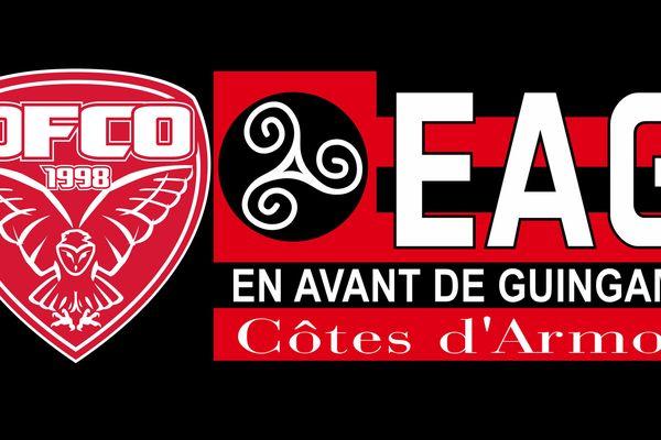 Le DFCO menait 3-2 jusqu'à la 93ème minute, quand Guingamp a réussi à égaliser dans le temps additionnel