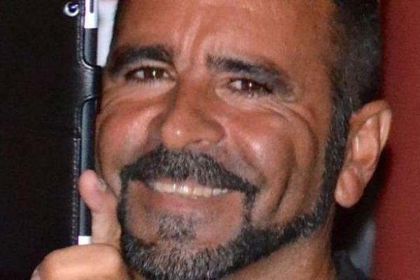 Francisco Benitez, le mari et le père des deux disparues de Perpignan, retrouvé pendu sur son lieu de travail à la Légion étrangère, le 18 mai 2013.