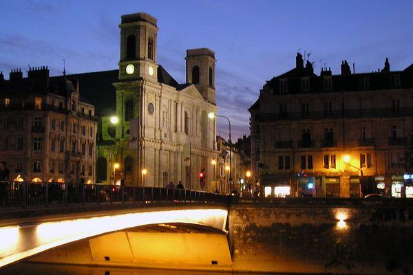 Le quartier Battant à Besançon