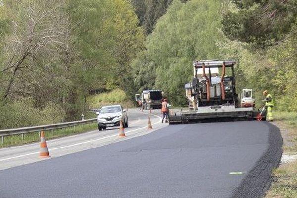 le conseil départemental de la Corrèze investit dans les routes en 2020