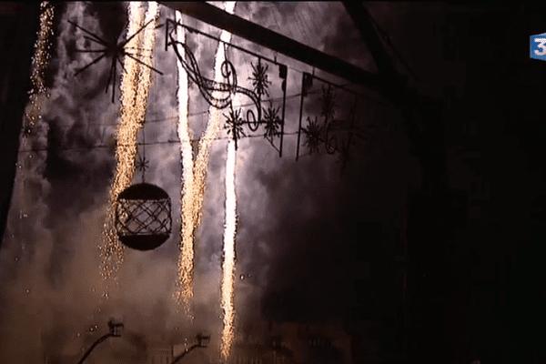Cette année les Illuminations de Laval se feront sans feu d'artifice