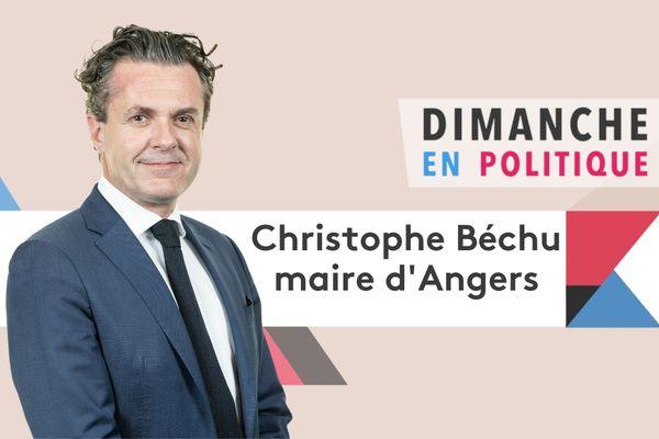 """""""J'ai envie d'accompagner Édouard Philippe dans cette aventure"""" : Christophe Béchu, maire d'Angers, sera aux côtés de l'ancien Premier ministre"""