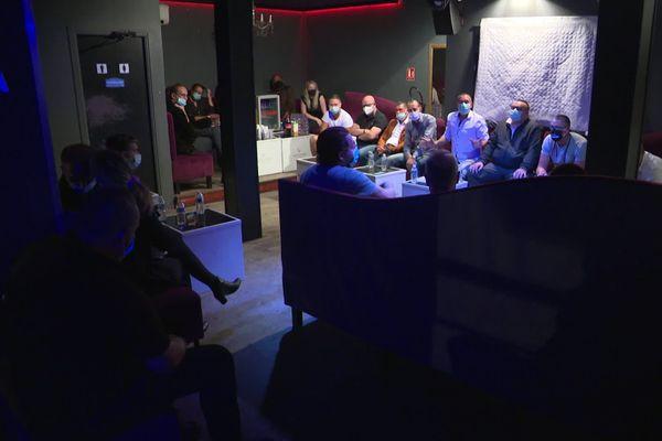 Les patrons de boîtes de nuit de normandie réunis le 11 septembre au Club 32 à Caen