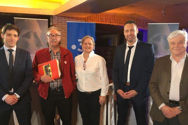 Les candidats au 1er tour des élections municipales à Saint-Dizier