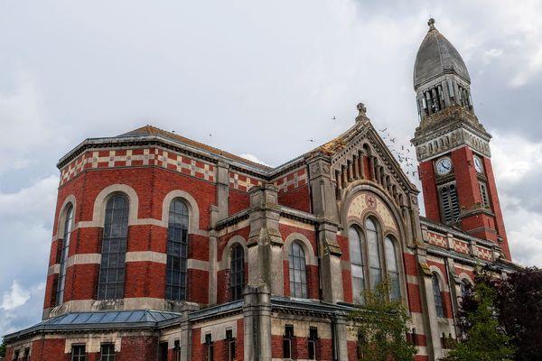 L'église de Steenwerck (en 2019) est retenue cette année comme site emblématique du Loto du patrimoine pour les Hauts-de-France.