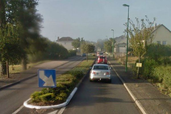 L'accident a eu lieu à Saint-Maurice-les-Brousses alors que le motard circulait dans le sens Limoges Saint-Yrieix-la-Perche