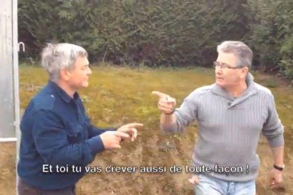 Ambiance électrique à Teillé dans la Sarthe entre les deux tours de l'élection municipale